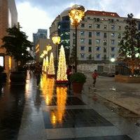 Photo taken at Beirut Souks by Abir G. on 1/4/2013