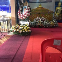 Photo taken at Wat Sri Boon Rueang by kazxss on 9/18/2017