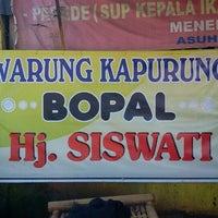 Photo taken at Kapurung Bopal by Andi Jabal N. on 2/13/2013