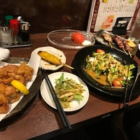 Photo taken at 田乃休 早稲田店 by Emily K. on 10/28/2017