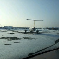 Photo taken at Ogden Hinkley Airport (OGD) by Jeff G. on 1/18/2013