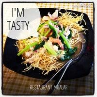Photo taken at Restaurant Mualaf by Tun M. on 6/2/2013