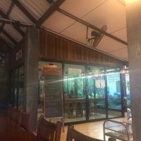 Photo taken at ร้านอาหารคุณดำ by SiriRath S. on 3/18/2018