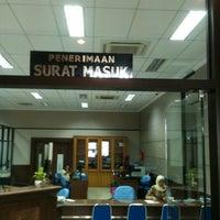 Photo taken at Kantor Gubernur Jawa Timur by Nita A. on 6/21/2013