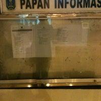 Photo taken at Kantor Gubernur Jawa Timur by Nita A. on 1/2/2013