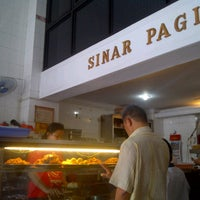 Photo taken at Sinar Pagi by Ronny I. on 10/21/2013