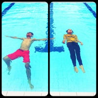 Photo taken at Pusat Akuatik Darul Ehsan (Aquatic Centre) by Syafienaz S. on 1/31/2013