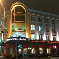 Снимок сделан в Круассан-кафе пользователем Илья В. 1/13/2013