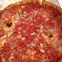 Photo taken at Lou Malnati's Pizzeria by Marv F. on 12/9/2012