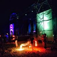 Photo taken at Reggae Festival by Alexandr M. on 6/6/2015