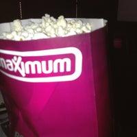 รูปภาพถ่ายที่ Cinemaximum โดย Burcin เมื่อ 1/20/2013