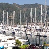 5/1/2013 tarihinde Vitaly S.ziyaretçi tarafından D-Marin Göcek Marina'de çekilen fotoğraf