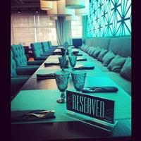 Photo taken at POSH lounge Café by klndsk on 8/23/2013