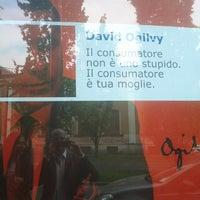 Photo taken at Ogilvy by Antonio A. on 5/2/2013