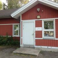 Photo taken at Elimäen Eläinlääkäri by Tomi V. on 8/31/2013