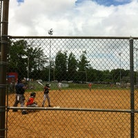 Photo taken at Severn-Danza Park by Jerry H. on 6/23/2013