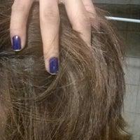 Photo taken at Roberta Hair Stylist by Nayara C. on 4/18/2014