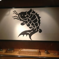 Photo taken at Sushi Azabu by Tony H. on 6/30/2013