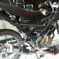 Photo taken at SIAM MOTOSHOP by Samuel L. on 2/16/2013
