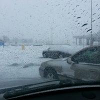 Photo taken at La Crosse Regional Airport (LSE) by Joshua R. on 1/30/2013