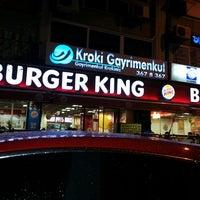 4/8/2013 tarihinde Mustafaziyaretçi tarafından Burger King'de çekilen fotoğraf