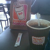 Photo taken at Dunkin' Donuts by Safira L. on 11/10/2013