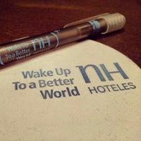 Photo taken at Hesperia Hotel Andorra la Vella by Tanya V. on 1/11/2013