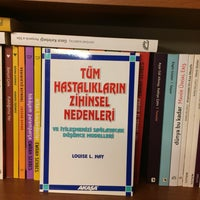Photo taken at Ayrıntı Kitapevi by Gamze U. on 10/24/2016