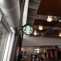 Photo taken at Starbucks by Dave M. on 2/19/2014