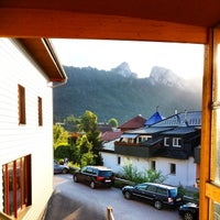 Photo taken at Puch bei Hallein by Jens B. on 6/18/2014