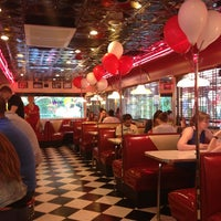 Photo taken at Starlite Diner by Oksana K. on 6/1/2013