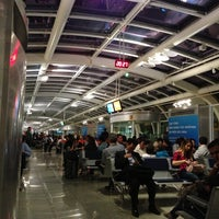 Photo taken at Rio de Janeiro Santos Dumont Airport (SDU) by Wallace P. on 6/14/2013