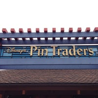 Photo taken at Disney's Pin Traders by Jia-Rong L. on 9/25/2013