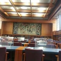 Photo taken at Biblioteca Nacional de Portugal by Ana Cristina C. on 1/9/2013