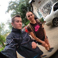 Photo taken at Школа #45 by Billy C. on 5/27/2013