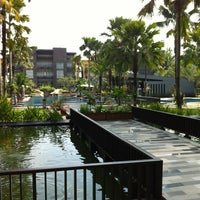 Photo taken at Novotel Palembang Hotels & Residence by Benny G. on 5/20/2013