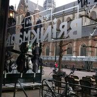 Photo taken at Grand Café Brinkmann by Anja O. on 3/22/2013