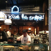 Photo taken at Vive La Crêpe by christina s. on 1/13/2013