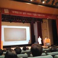 Photo taken at 역삼1동 문화센터 by Rachel G. on 5/24/2014