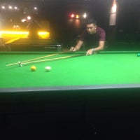 Photo taken at Elite Snooker & Pool Cafe by Nabil Y. on 9/17/2016