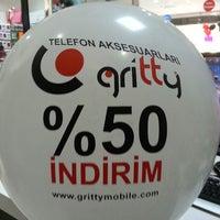 Photo taken at Gritty aksesuar by Tuğçe B. on 2/17/2014