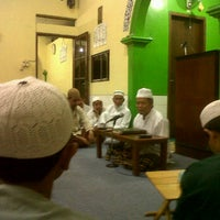 Photo taken at Masjid  Al Hidayah, by Asad S. on 9/25/2012
