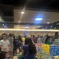 Photo taken at Gaisano Supermarket by Ian A. on 12/30/2017
