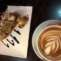 Photo taken at Cafe Demitasse by Ian A. on 12/17/2017