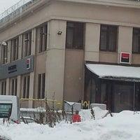 Photo taken at РОСБАНК by Vladislava G. on 2/25/2013