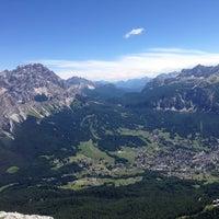 Photo taken at Rifugio ra valles by Natalia A. on 7/16/2016