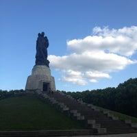 Das Foto wurde bei Treptower Park von Aleks M. am 7/10/2013 aufgenommen