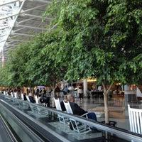 Photo taken at Charlotte Douglas International Airport (CLT) by Aleks M. on 5/3/2013