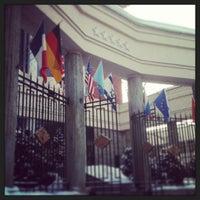 1/5/2013 tarihinde Татьяна А.ziyaretçi tarafından Достық / The Dostyk Hotel'de çekilen fotoğraf