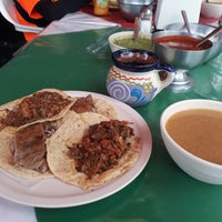 Photo taken at Barbacoa Mi Compadre Miguel by Martin C. on 9/24/2017